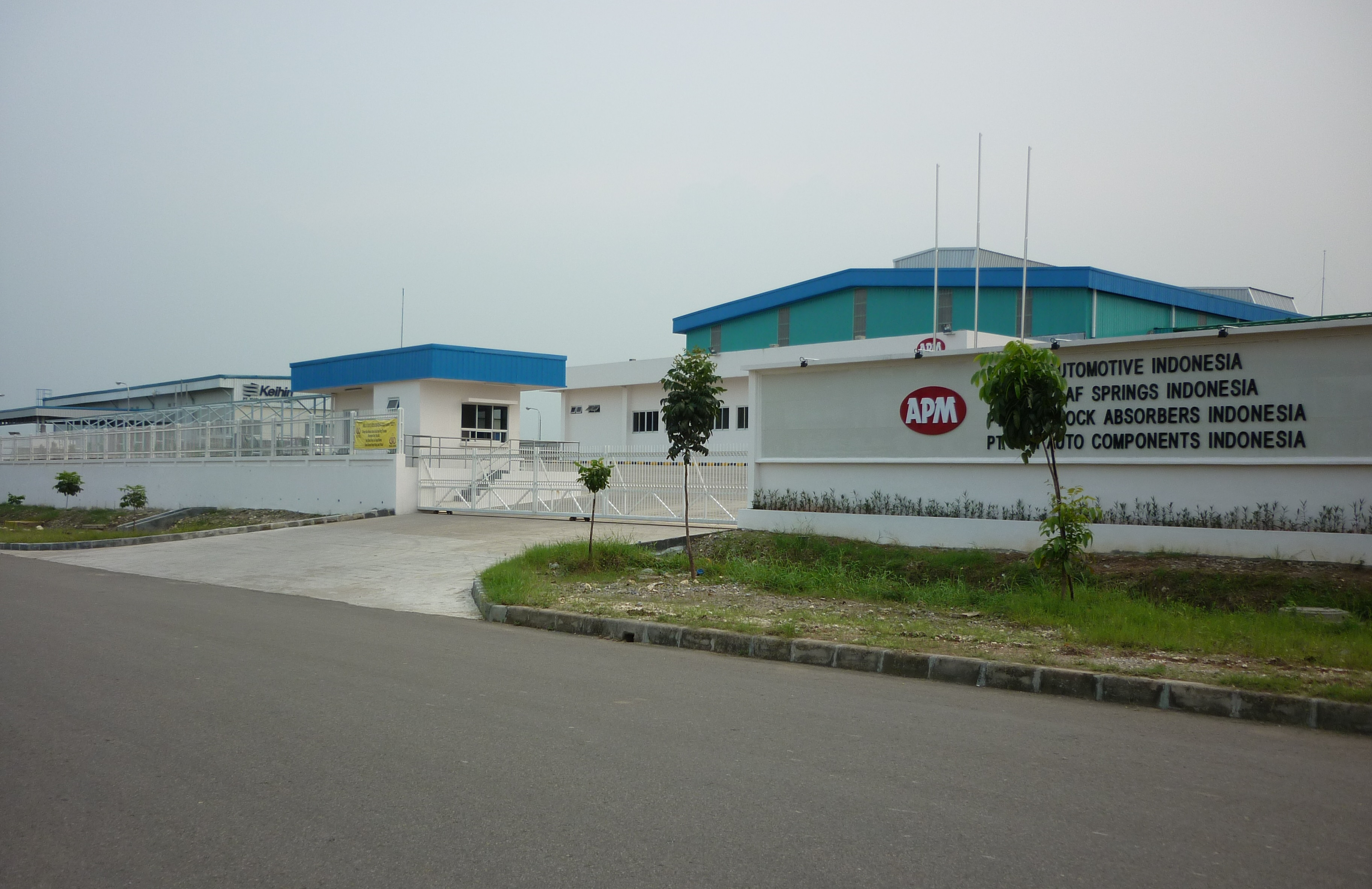 APM Automotive Indonesia PT